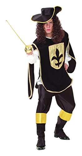 Historical Medieval Book Day Halloween Fancy Dress Costume (One Size) ()