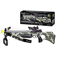 Vapewaves King Sport Super Real Action Crossbow Stealth Set with Arrow 35881H