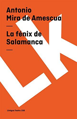 La Fenix de Salamanca Cover Image