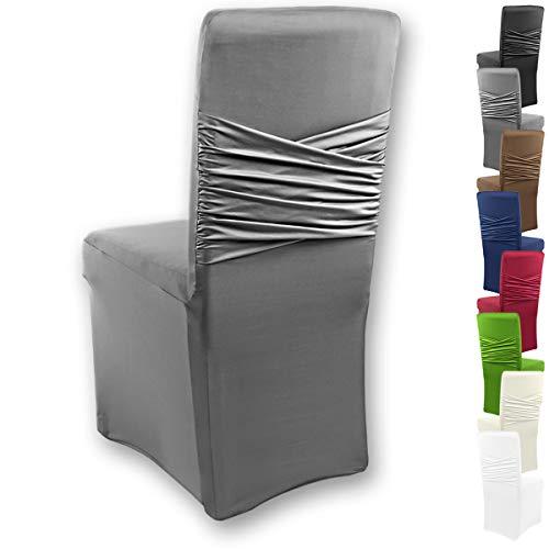 Gräfenstayn® stretch coprisedia victoria - schienali rotondi e angolari - vestibilità bielastica con guarnizione oeko-tex standard 100: