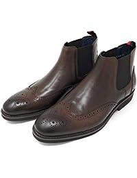 600535efe Amazon.co.uk  Chelsea Boots - Boots   Men s Shoes  Shoes   Bags