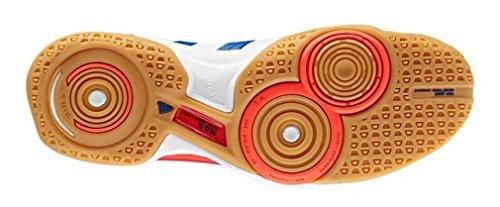 adidasAdipower 10.1 - Scarpe da Pallamano Uomo - blau / weiß / rot