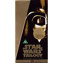 Star Wars Trilogy (Special Edition) [Gold Box Set] [VHS]