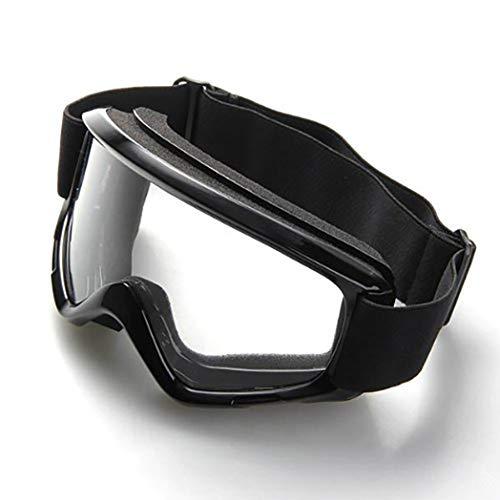 T815-39 Schutzbrille für Motorrad Fahrrad Motocross Enduro Ski Airsoft Sport