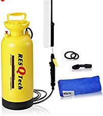 Resqtech 8 Liter Multi Purpose Manual CAR Washer .BUY ONLY FROM RESQTECH,rest SELLERS ARE ILLEGAL & UNAUTHORISED (no warranty will be provided)