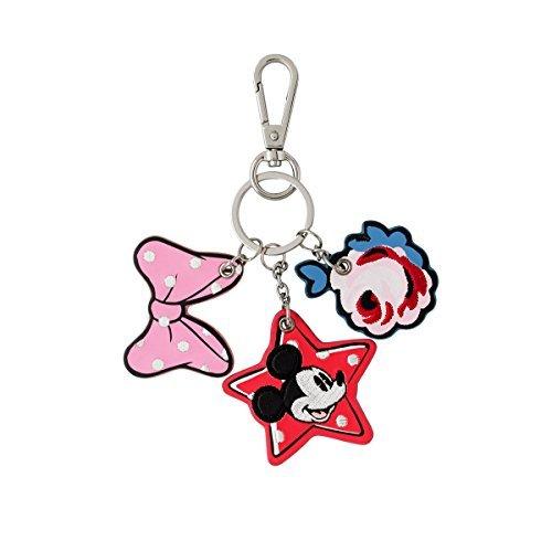 Cath Kidston Mickey Mouse Schlüssel Ring