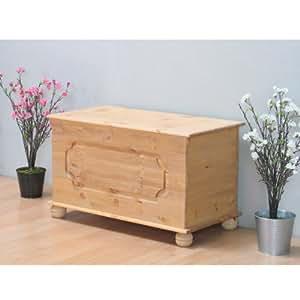 Aufbewahrungstruhe Amalie Holztruhe Holzkiste Truhe Kiste