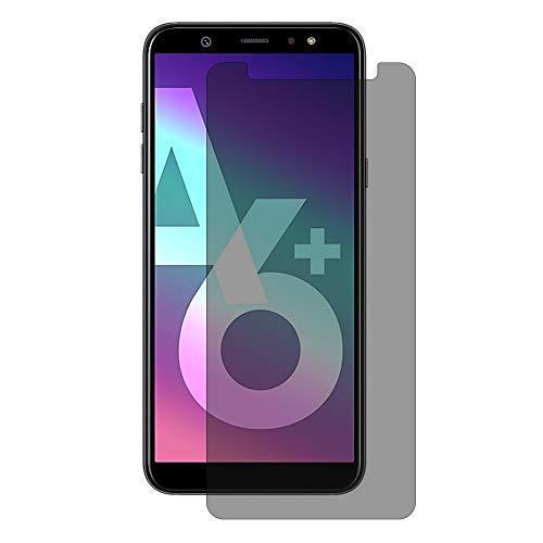 König-Shop Handy-Hülle für Samsung Galaxy A6+ Plus 2018 Blickschutz Panzer Schutz Glas Anti-Spy Glasfolie 9H - 2 Stück Spy Shop