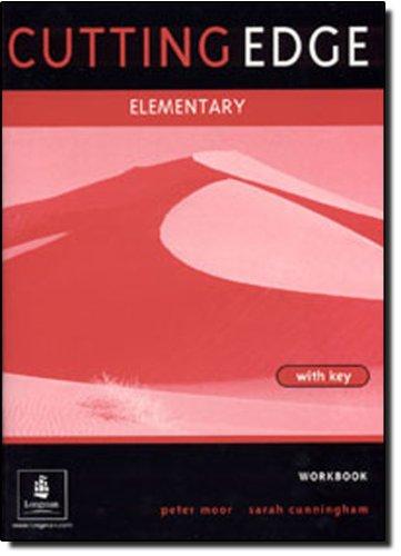Cutting edge. Elementary. Workbook. Per le Scuole superiori