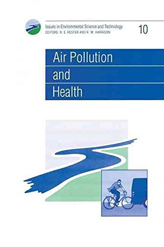 [(Air Pollution and Health)] [Edited by R. E. Hester ] published on (December, 1998)