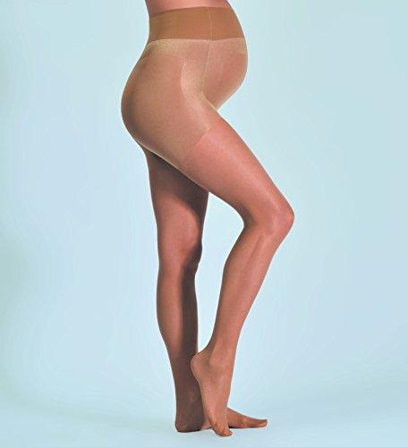 Cache Coeur Damen Strumpfhose Activ'light Beige - Beige (Nude)