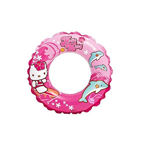 Intex - Infatable Swimming Ring Hello Kitty (51Cm) (56200)
