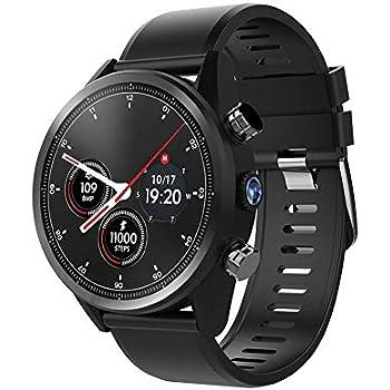 Reloj Deportivo Inteligente, 4G IP67 Impermeable GPS Reloj ...