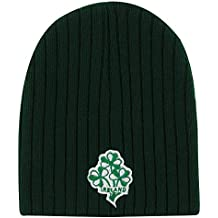 Shamrock - Gorro de Lana para fanáticos del Rugby y del fútbol irlandés ... 9c55420f94b