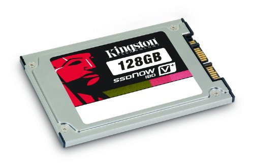 Kingston SSDNow V+-Series Solid Sate Drive (SSD) 128GB (4,5 cm (1,8 Zoll) SATAII)
