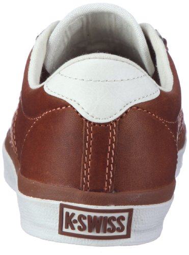 K-Swiss DEUCE VNZ 02812-253-M, Baskets mode homme Marron (Marron-TR-C3-78)