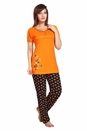 SOULEMO ORANGE FEEDING NIGHTSUIT 592BXL