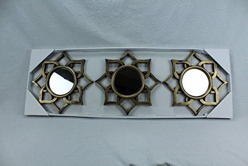 DonRegaloWeb-Set-de-3-espejos-de-melamina-con-forma-de-sol-en-color-bronce