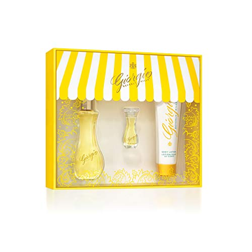 Gardenia-geschenk-set (Giorgio Beverly Hills Set 50 ml)