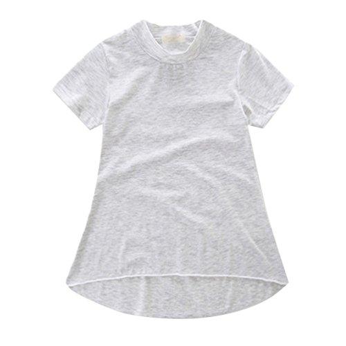 Dexinx 2 Sätze von Kleidung für Mutter und Tochter in Jacke, Weste, Kleid Usw Weiß2 110