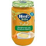 Hero Baby Zanahorias Baby Delicias De Ternera - 235 g