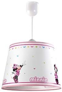 dalber lampe de plafond suspension minnie mouse bow tique b b s pu riculture. Black Bedroom Furniture Sets. Home Design Ideas