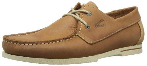camel active 378.11 Chaussures cuir Light Marron
