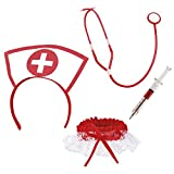 Boland 44803 Krankenschwester Set, Womens, One Size