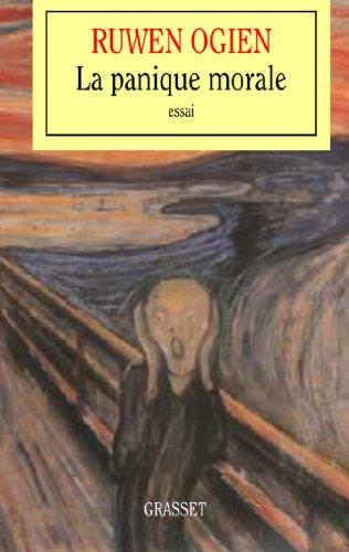 La panique morale (essai français)
