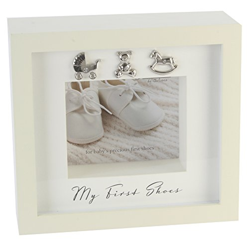 Mum To Be Present Baby Shower Gift Favour Mummy Unisex Keepsake-'First Shoes' Box
