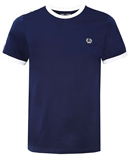 Fred Perry Men's Taped Ringer T-Shirt