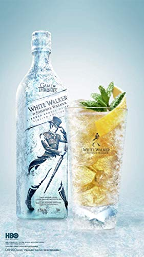 Hard To Find Whisky White Walker by Johnnie Walker Edition...