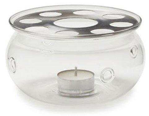 Preuve Théière en verre Warmer chaleur High Glass Qualité