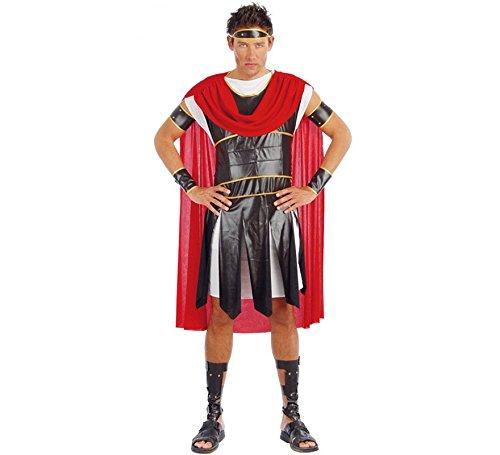 Krieger Kostüm Für Erwachsene Römische - Römischer Krieger Kostüm für Herren Römer Legionär Herrenkostüm Gr. M-XL, Größe:XL