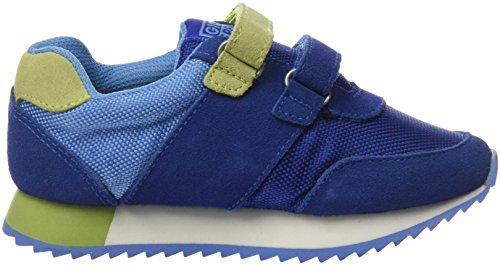 Gioseppo Jungen Nissen Sneakers Blau