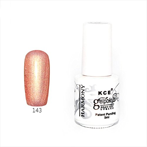 Vovotrade ❃❃ Belle ongles Gel UV et Bright LED colorées Couleurs 5ML_D