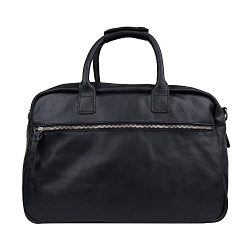 Cowboysbag 1030 Unisex-Erwachsene Henkeltaschen 42x27x15 cm (B x H x T) Schwarz