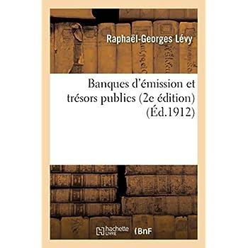Banques d'émission et trésors publics 2e édition