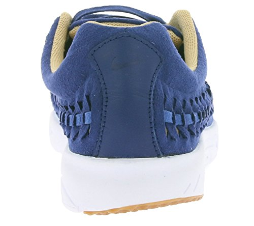 Nike - Wmns Mayfly Woven, Scarpe sportive Donna Blu (Azul (Coastal Blue / Star Blue-White))