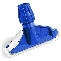 TTS 00001905Pince en polypropylène pour serpillère Mop System - Bleu