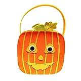 Quaan niedlich kreativ Halloween DIY Vliesstoffe Süßigkeiten Tasche Paket Kinder Party Lager Zucker Anhänger Zuhause Dekor Geschenke Festival Fenster Kinder Zimmer Requisiten Grusel Dekorationen