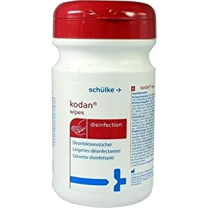 Kodan Wipes Desinfektionstücher Dose mit 90 Tüchern