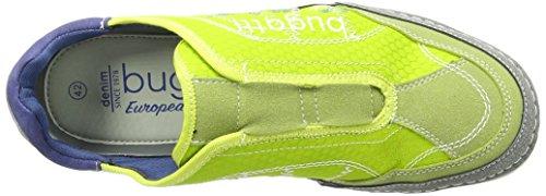 Bugatti Herren F24746v6 Slipper Grün (h`grün 707)