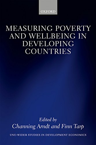 Measuring Poverty and Wellbeing in Developing Countries (WIDER Studies in Development Economics) (English Edition)