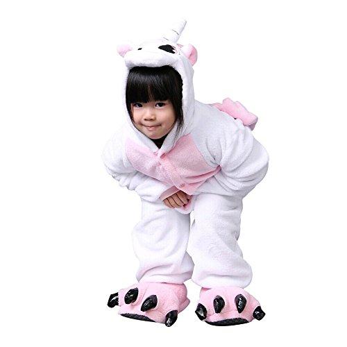 Pyjama-Enfants-Unisexe-Animaux-Pyjama-Combinaison-de-Nuit-Kigurumi-Noel-Halloween-Cosplay-Costume