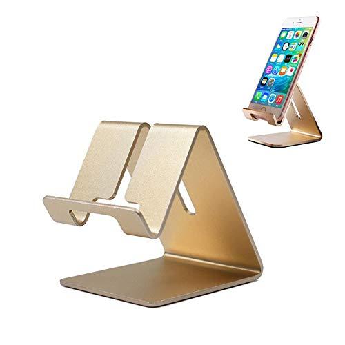 KOBWA espositore per Telefono Cellulare Stand per Tutti Gli Smartphone Android, iPhone 66S 7Plus 55S 5C, iPad, Samsung,...