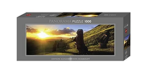 Heye Panorama Easter Island Edition Humboldt Puzzles