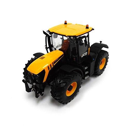 Britains Tomy JCB Fastrac 4220 - Traktor aus Metall und Kunststoff mit beweglicher Vordera Preisvergleich
