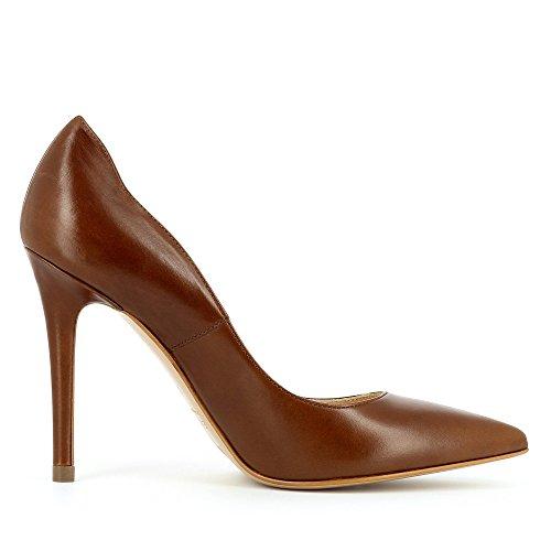 Pompes Chaussures Evita Champagne CVnS4rrr4