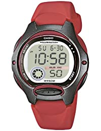 Casio Collection Kinder-Armbanduhr Digital Quarz LW-200-4AVEF